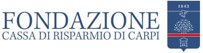 Logo Fondazione Cassa di Risparmio di Carpi