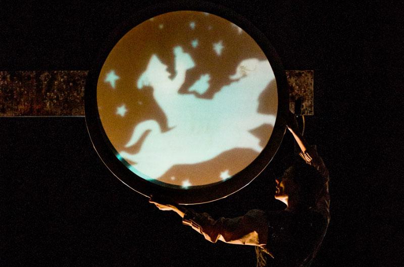Teatro Gioco Vita - Il Barone di Munchausen - Fondazione Cassa di Risparmio di Carpi - Rocambolika 2020