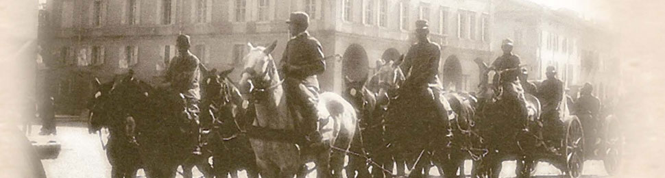 Carpi Fronte Interno 1915 - 1918