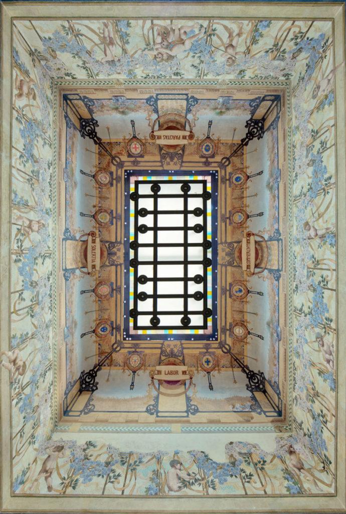 copertina -Palazzo Brusati Bonasi Il palazzo dalle tante origini Alfonso Garuti 2019