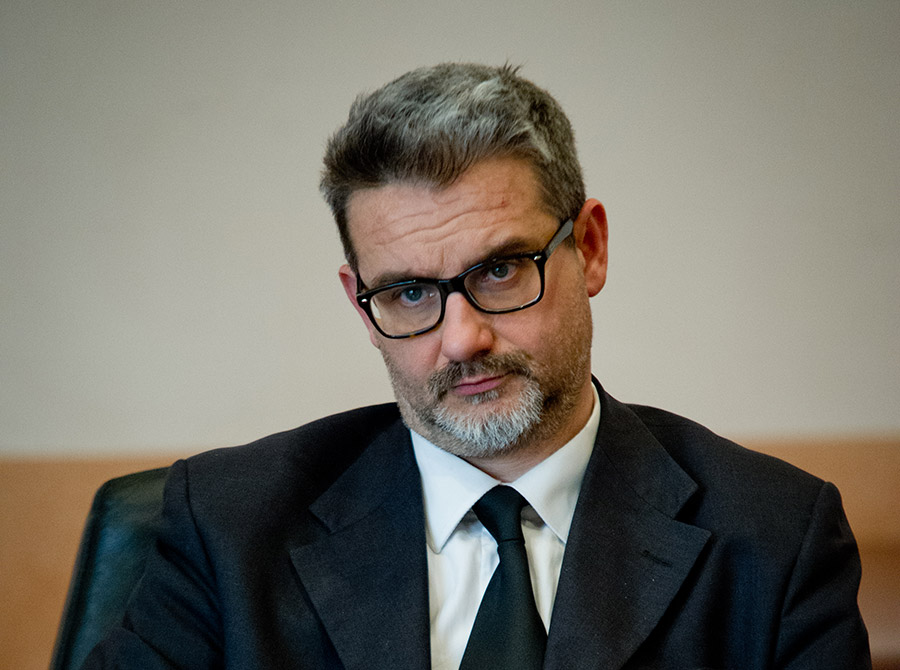 Cosimo Zaccaria - Consigliere Fondazione Cassa di Risparmio di Carpi