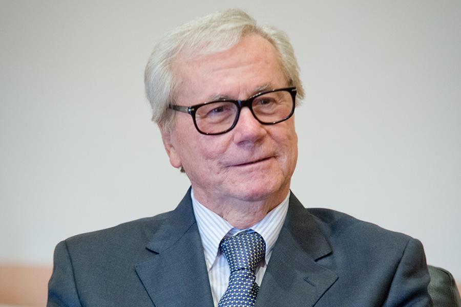 Enrico Contini - Consiglio di Indirizzo della Fondazione Cassa di Risparmio di Carpi