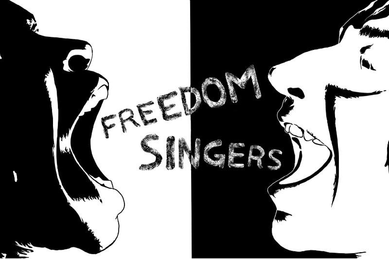 Free at last (Freedom) - Viaggio musicale verso la libertà che utilizza la musica e il canto come mezzo per ottenerla