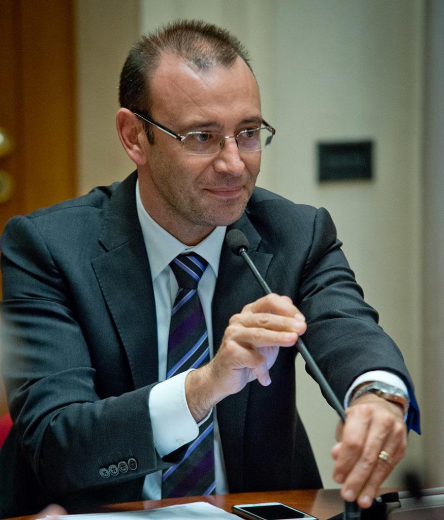 Giuseppe Schena - Presidente Consiglio di Indirizzo e Consiglio di Amministrazione della Fondazione Cassa di Risparmio di Carpi
