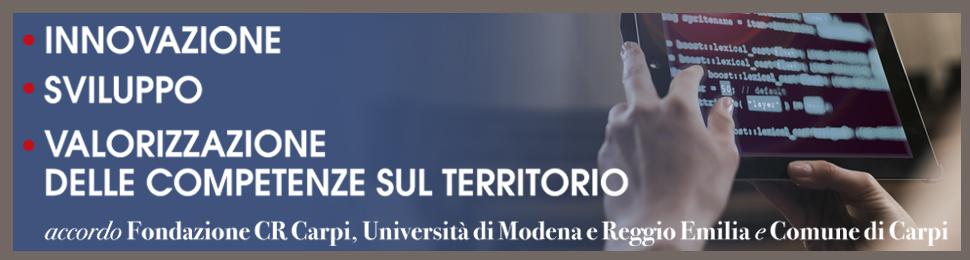 Alta formazione - Fondazione Cassa di Risparmio di Carpi