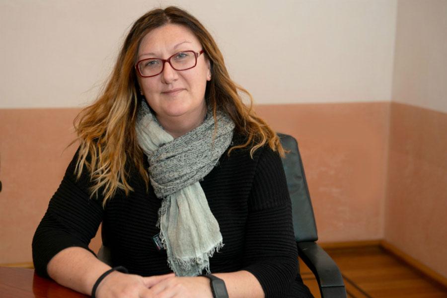 Isabella Giovanardi - Fondazione Cassa di Risparmio di Carpi