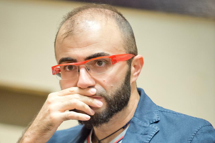 Marcello Fantuzzi - Consiglio di Indirizzo della Fondazione Cassa di Risparmio di Carpi