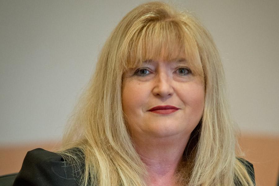 Maria Gabriella Burgio - Consiglio di Indirizzo della Fondazione Cassa di Risparmio di Carpi