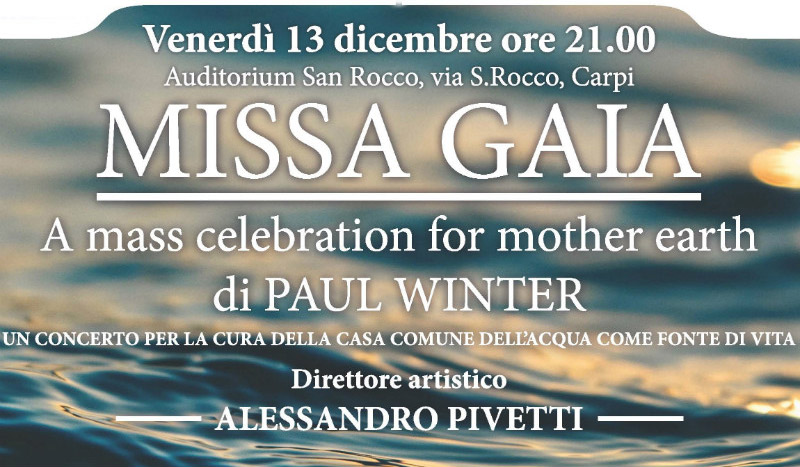 Missa Gaia A mass celebration for mother earth di Paul Winter