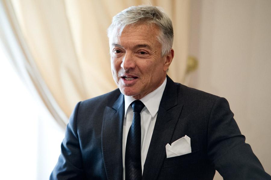 Paolo Vincenzi - Vice Presidente della Fondazione Cassa di Risparmio di Carpi
