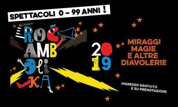 Auditorium San Rocco - Rocambolika 2019