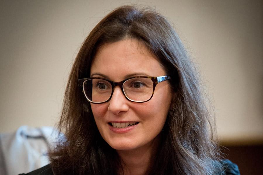Simona Santini - Consiglio di Indirizzo della Fondazione Cassa di Risparmio di Carpi