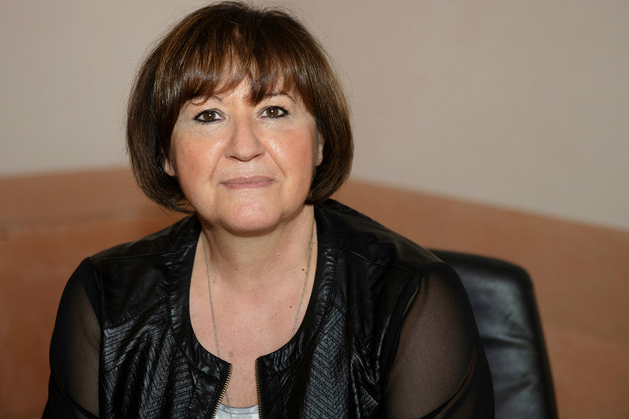 Tamara Gualandi - Fondazione Cassa di Risparmio di Carpi
